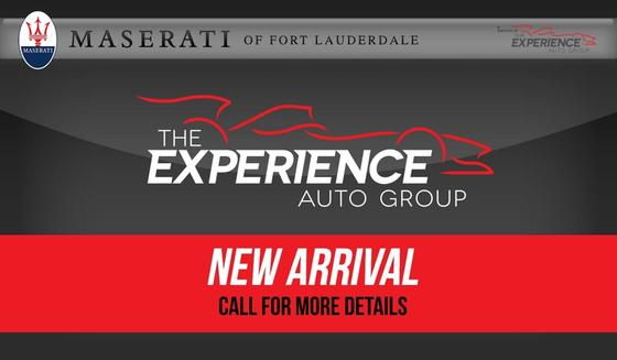 2018 Maserati Quattroporte GTS GranSport : Car has generic photo