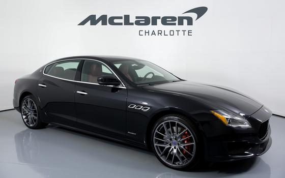 2018 Maserati Quattroporte GTS GranSport:24 car images available