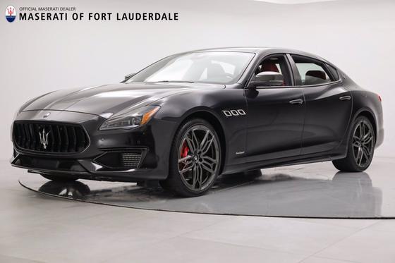 2020 Maserati Quattroporte GTS GranSport:19 car images available