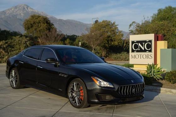 2017 Maserati Quattroporte GTS GranSport:24 car images available