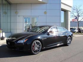 2015 Maserati Quattroporte GTS:19 car images available