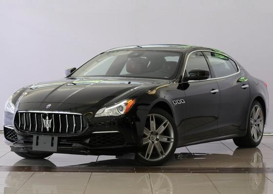 2017 Maserati Quattroporte GTS:24 car images available
