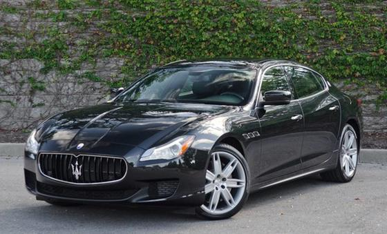 2014 Maserati Quattroporte GTS:24 car images available