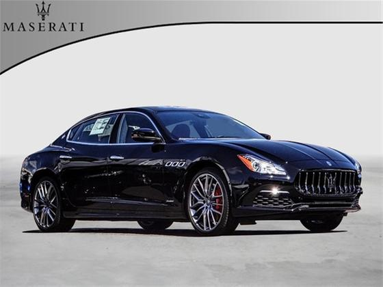 2017 Maserati Quattroporte GTS:15 car images available