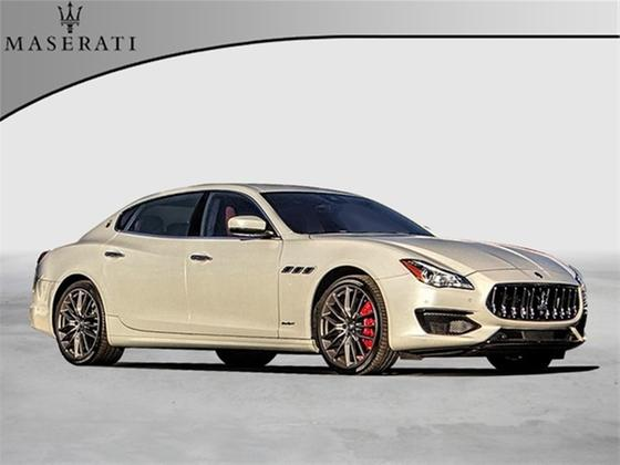 2017 Maserati Quattroporte GTS:21 car images available
