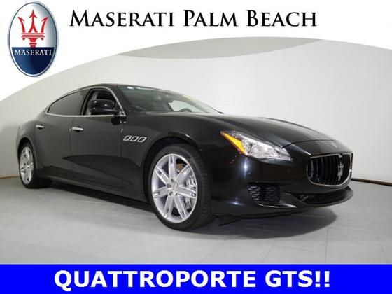 2014 Maserati Quattroporte GTS:24 car images available