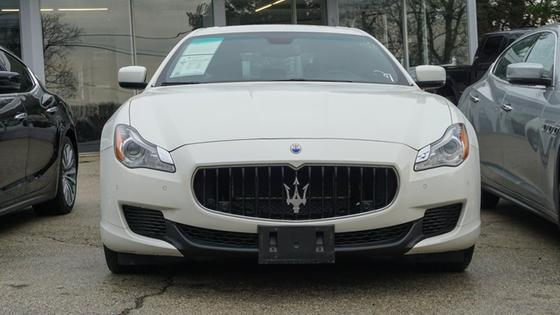 2014 Maserati Quattroporte GTS : Car has generic photo