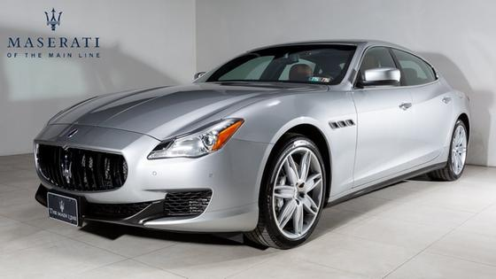 2014 Maserati Quattroporte GTS:21 car images available