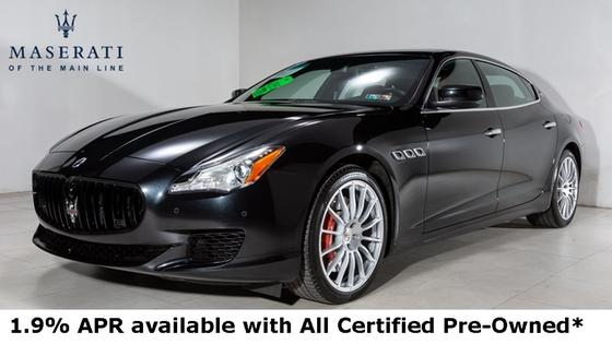 2016 Maserati Quattroporte GTS:23 car images available