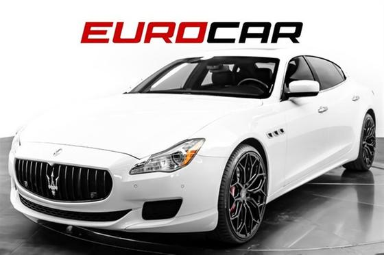 2016 Maserati Quattroporte GTS:24 car images available