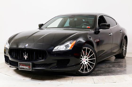 2016 Maserati Quattroporte GTS:16 car images available