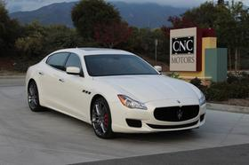 2016 Maserati Quattroporte GTS:24 car images available