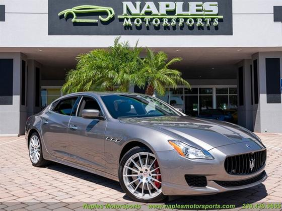 2015 Maserati Quattroporte GTS:24 car images available