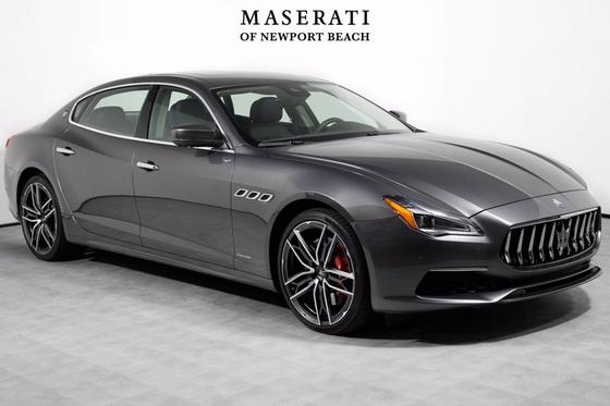 2019 Maserati Quattroporte GTS:24 car images available
