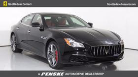 2017 Maserati Quattroporte S GranLusso:24 car images available