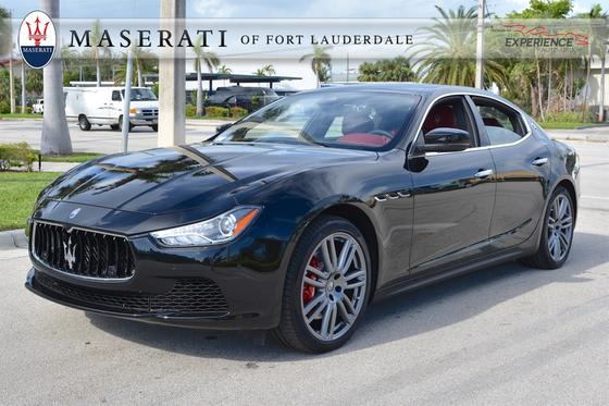 2018 Maserati Quattroporte S GranLusso:13 car images available