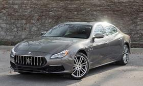 2018 Maserati Quattroporte S GranLusso:24 car images available
