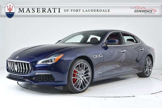 2018 Maserati Quattroporte S GranLusso:17 car images available
