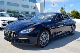 2019 Maserati Quattroporte S GranLusso:16 car images available