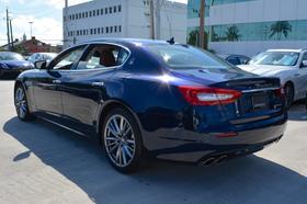 2019 Maserati Quattroporte S GranLusso