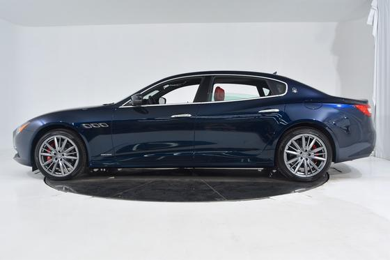 2019 Maserati Quattroporte S GranLusso:20 car images available