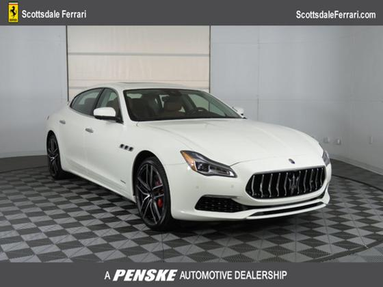 2019 Maserati Quattroporte S GranLusso:24 car images available