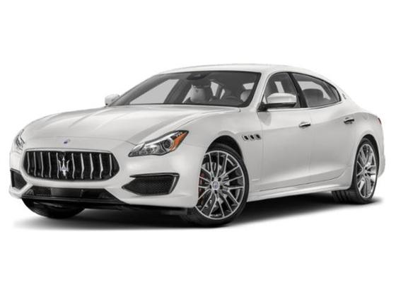 2018 Maserati Quattroporte S GranLusso : Car has generic photo