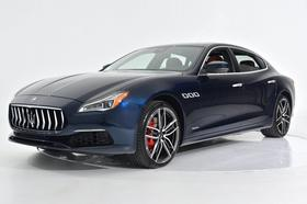 2020 Maserati Quattroporte S GranLusso:24 car images available