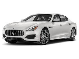 2019 Maserati Quattroporte S GranLusso : Car has generic photo