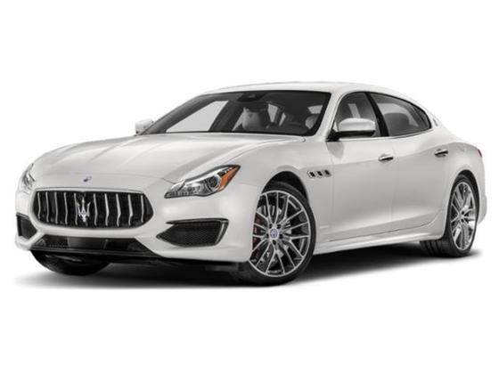 2019 Maserati Quattroporte S GranLusso : Car has generic photo