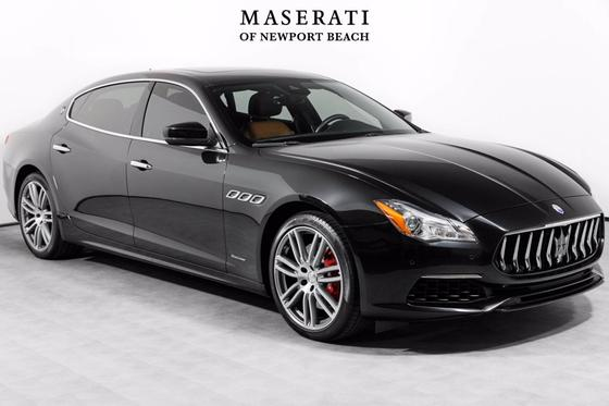 2017 Maserati Quattroporte S GranLusso:22 car images available