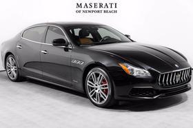 2017 Maserati Quattroporte S GranLusso:22 car images available