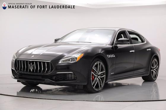 2020 Maserati Quattroporte S GranLusso:23 car images available