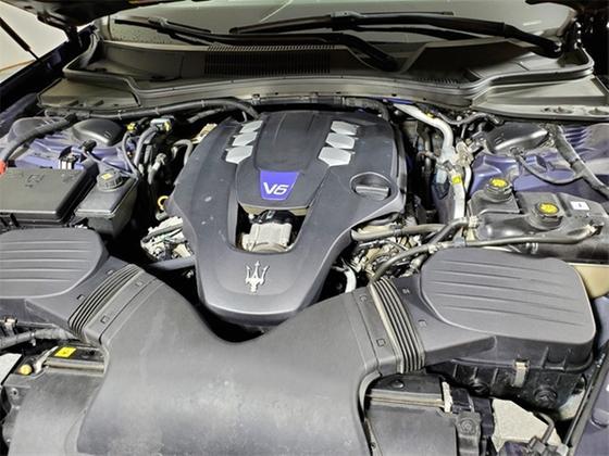 2017 Maserati Quattroporte S GranLusso