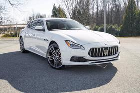 2021 Maserati Quattroporte S GranLusso:24 car images available