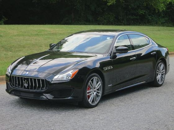 2017 Maserati Quattroporte S GranSport:24 car images available