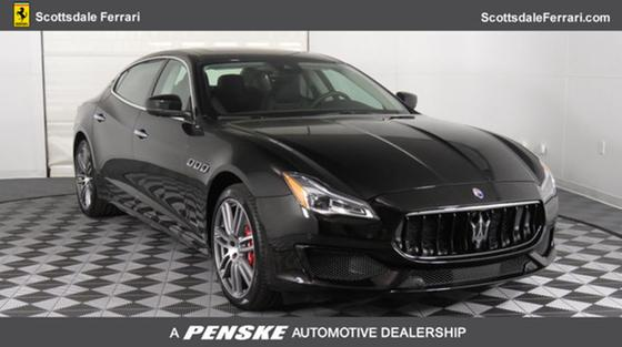 2018 Maserati Quattroporte S GranSport:24 car images available