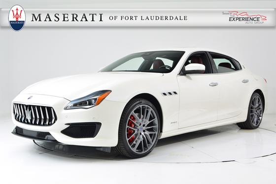 2018 Maserati Quattroporte S GranSport:17 car images available