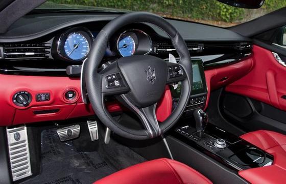 2018 Maserati Quattroporte S GranSport