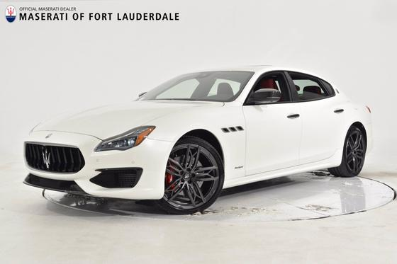 2020 Maserati Quattroporte S GranSport:20 car images available