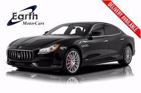 2017 Maserati Quattroporte S GranSport:24 car images available