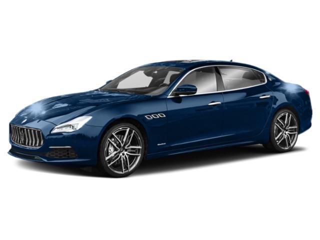 2021 Maserati Quattroporte S GranSport : Car has generic photo