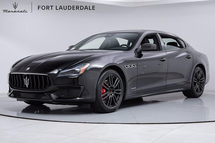 2021 Maserati Quattroporte S GranSport:20 car images available
