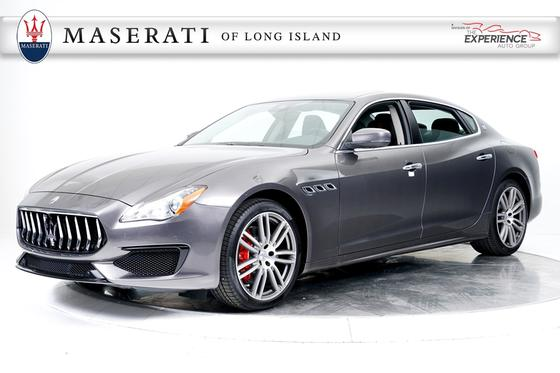 2017 Maserati Quattroporte S Q4 GranSport:12 car images available