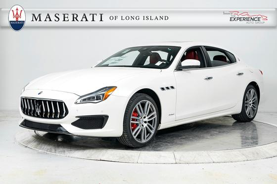 2018 Maserati Quattroporte S Q4 GranSport:13 car images available