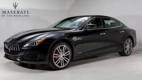 2018 Maserati Quattroporte S Q4 GranSport:22 car images available