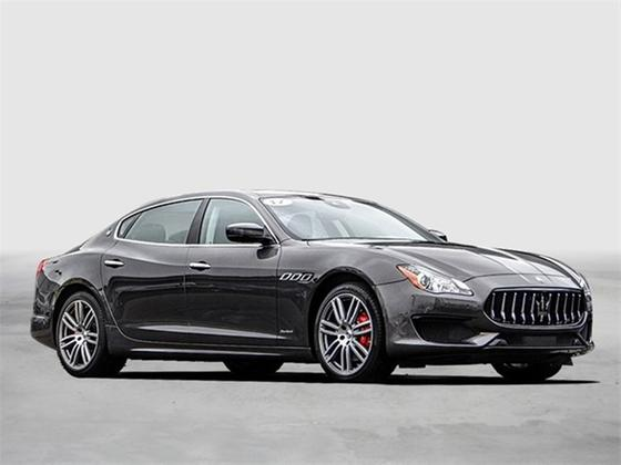 2017 Maserati Quattroporte S Q4 GranSport:24 car images available
