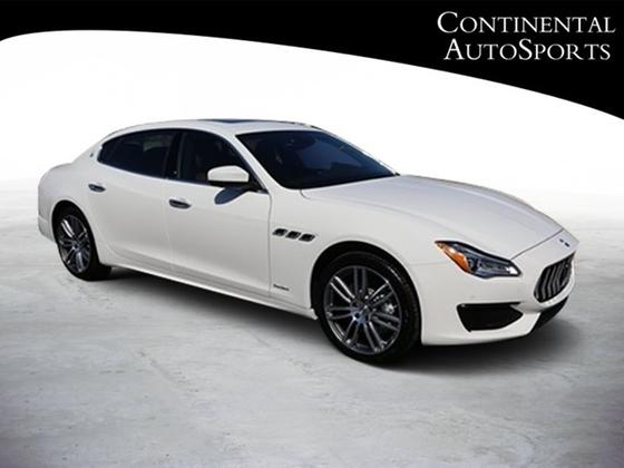 2018 Maserati Quattroporte S Q4 GranSport:23 car images available
