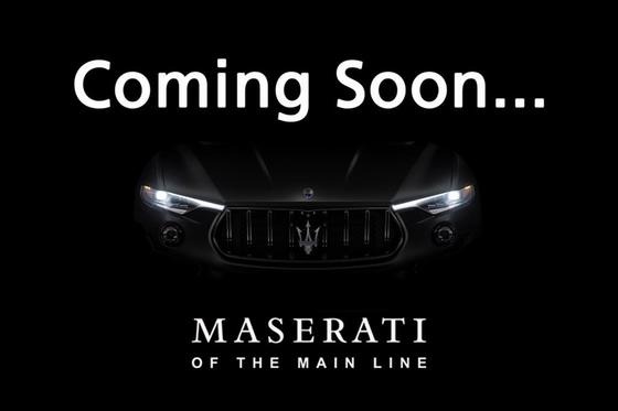 2017 Maserati Quattroporte S Q4 GranSport : Car has generic photo