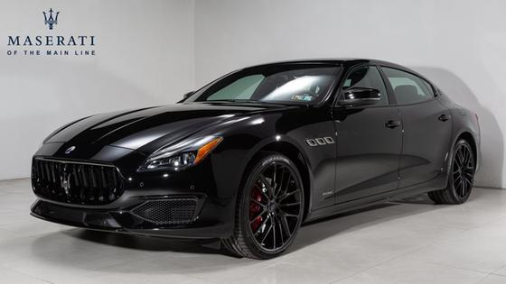 2018 Maserati Quattroporte S Q4 GranSport:24 car images available